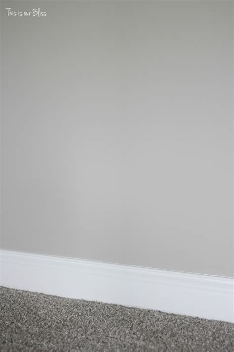 The Best Basement Paint Color and Carpet Choices | This is