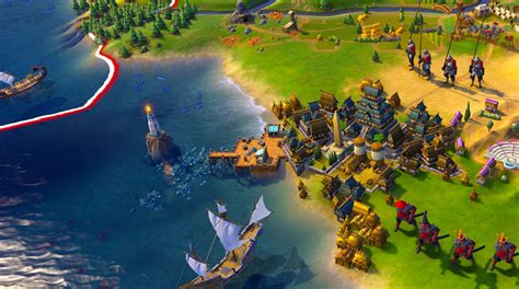 Civilization VI expands to the Switch with touch controls