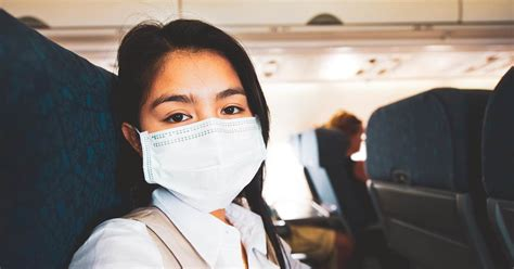 Flu on a flight! How to avoid getting sick on a plane