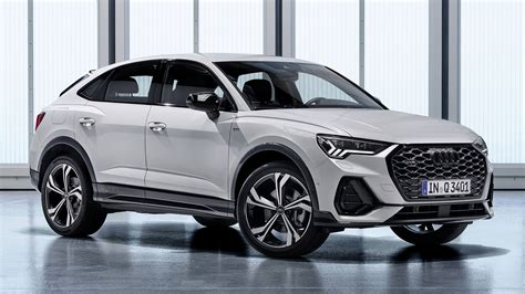2019 Audi Q3 Sportback Edition One - Wallpapers and HD