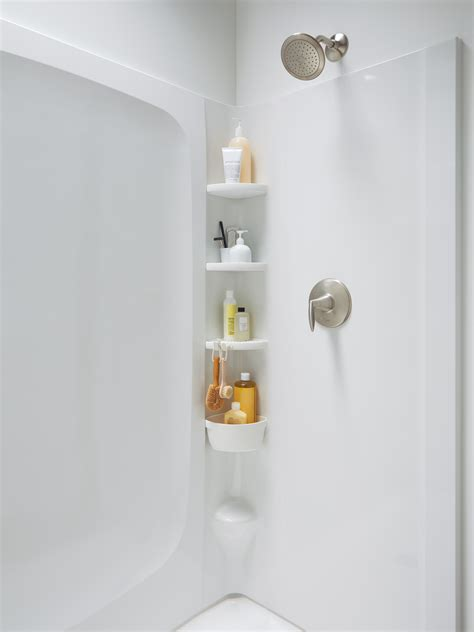 Store More in the Shower with Sterling's Store+ | JLC