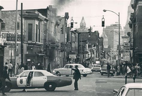 The Great Uprising of the 1960s: Baltimore, York and