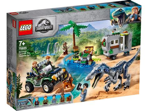 All-New LEGO Jurassic World TV Series, Building Sets Debut