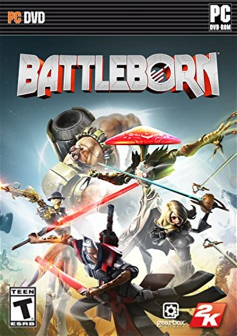Battleborn Release Date (PC, Xbox One, PS4)