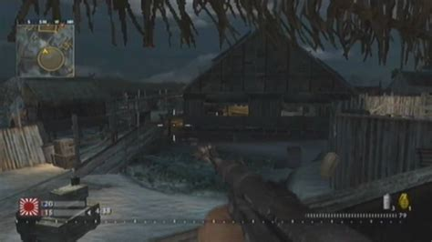 Call Of Duty World At War Gameplay (Wii) - YouTube
