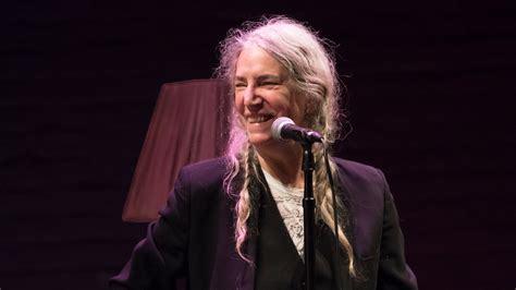 Poet and Punk: Patti Smith's New Audiobook - The New York