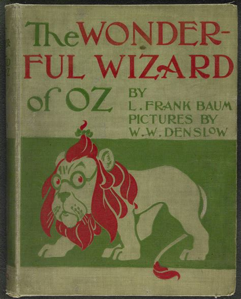 The wonderful wizard of Oz | Library of Congress