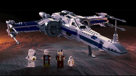 Resistance X-Wing Fighter - LEGO Star Wars - Product