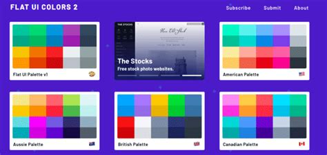 26 Beautiful Website Color Schemes [With CSS Hex Codes]