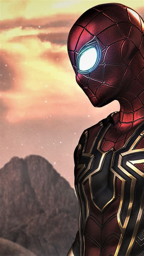 Wallpaper Spider-Man: Far From Home, poster, 4K, Movies #21158