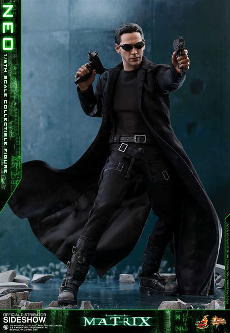 The Matrix Neo Sixth Scale Figure by Hot Toys | Sideshow