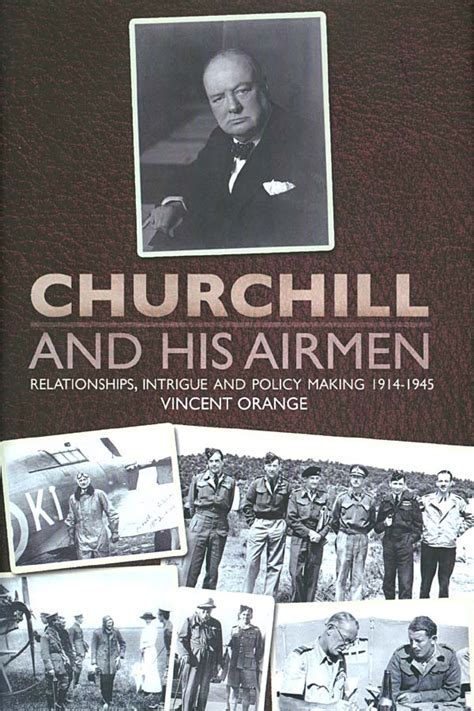Orange Vincent - Churchill and his airman | Levné knihy