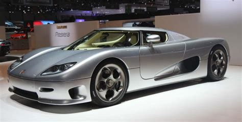 10 Things You Didn't Know About the Koenigsegg CC8S