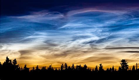 Students to Chase Noctilucent Clouds with Project PoSSUM's