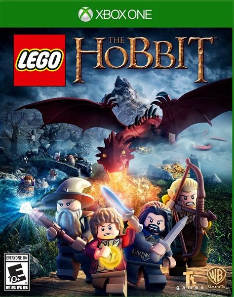 LEGO The Hobbit Release Date (Wii U, Xbox 360, PS3, 3DS